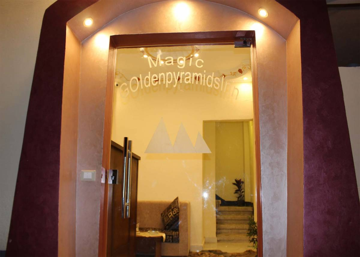 Magic Golden Pyramids Inn, Al Jizah, Egypt, Egypt hotels and hostels
