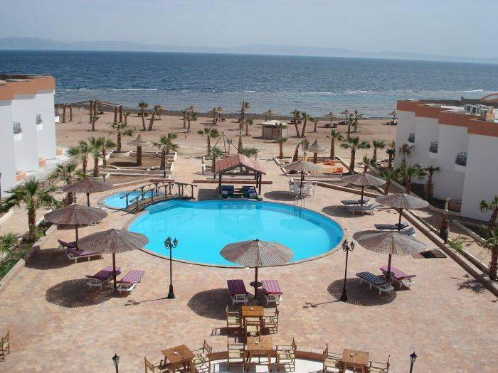 Miami Beach Resort, Dahab, Egypt, compare deals on hotels in Dahab