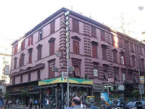 New Hotel, Cairo, Egypt, Egypt hotels and hostels