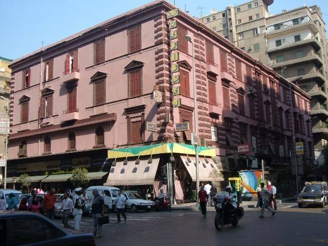 New Hotel, Cairo, Egypt, get travel routes and how to get there in Cairo