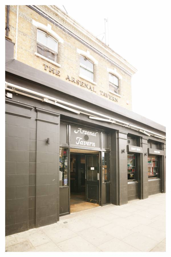 Arsenal Tavern Hostel, North London, England, book budget vacations here in North London