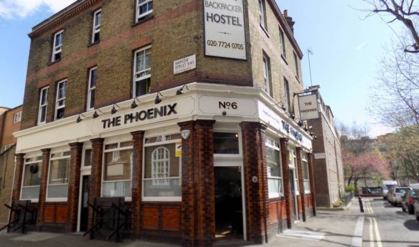 Phoenix Hostel - Search available rooms for hotel and hostel reservations in London 4 photos