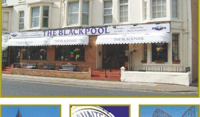 The Blackpool Hotel - Search available rooms for hotel and hostel reservations in Blackpool 8 photos