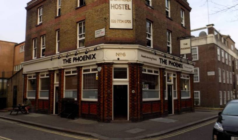 The Phoenix Hostel - Search available rooms for hotel and hostel reservations in North West London, compare reviews for hotels in Hendon, England 5 photos