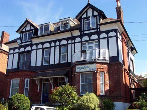 Ingledene House, Bournemouth, England, England hotels and hostels