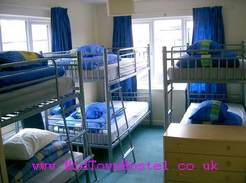 Midtown Hostel, Nottingham, England, easy travel in Nottingham