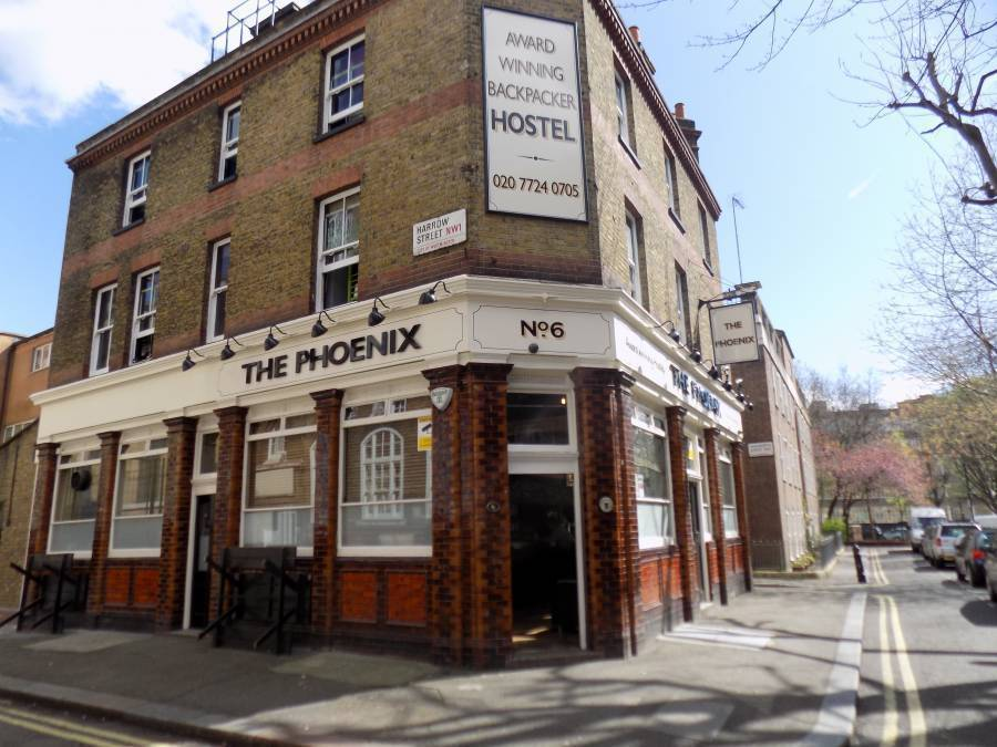 Phoenix Hostel, London, England, England hotels and hostels
