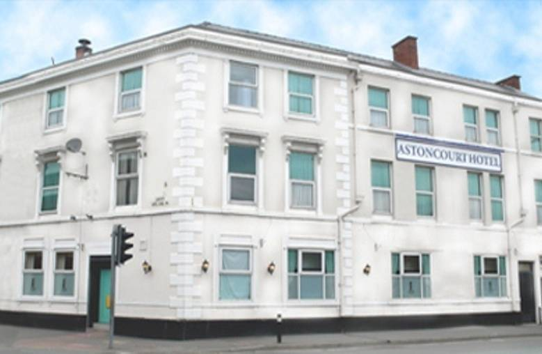 Smart Aston Court Hotel, Derby, England, England hotels and hostels