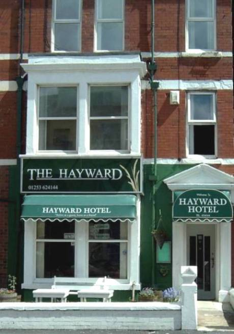 The Hayward Hotel, Blackpool, England, England hotels and hostels