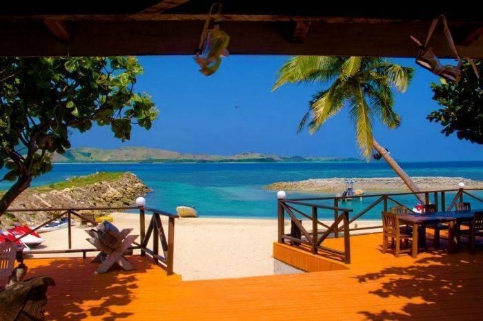 Coral View Resort, Yasawairara, Fiji, Fiji hotels and hostels