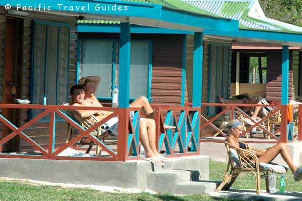 Korovou Eco Tour Resort, Yasawa, Fiji, Fiji hostels and hotels