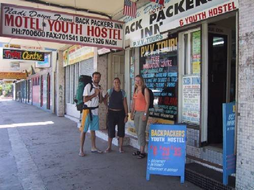 Nadi Downtown Backpackers Inn, Nadi, Fiji, Fiji hoteles y hostales