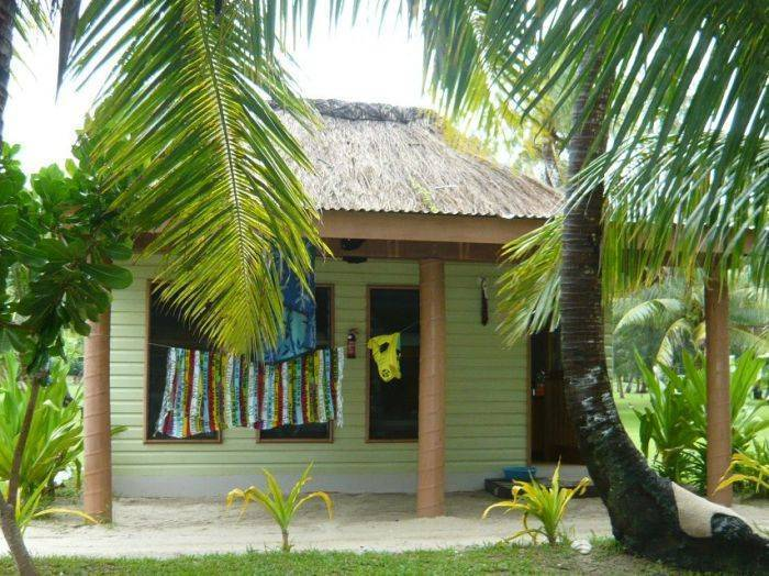 Safe Landing Beach Resort, Lautoka, Fiji, the most trusted reviews about hostels in Lautoka