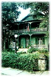 Alexander Homestead Bed and Breakfast, St. Augustine, Florida, Florida hotels and hostels