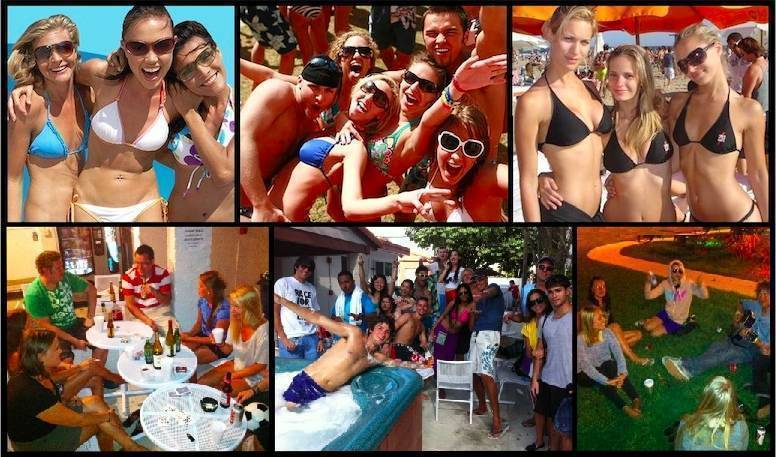 Bikini Hostel Cafe and Beer Garden, Miami Beach, Florida, hotels near ancient ruins and historic places in Miami Beach