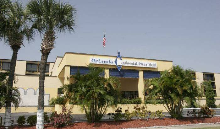 Orlando Continental Plaza Hotel - Get low hotel rates and check availability in Orlando 6 photos