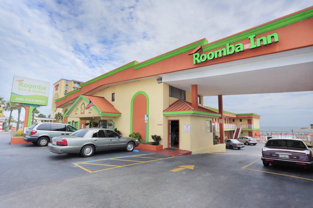 Roomba Inn and Suites, Daytona Beach Shores, Florida, Florida hotell och vandrarhem