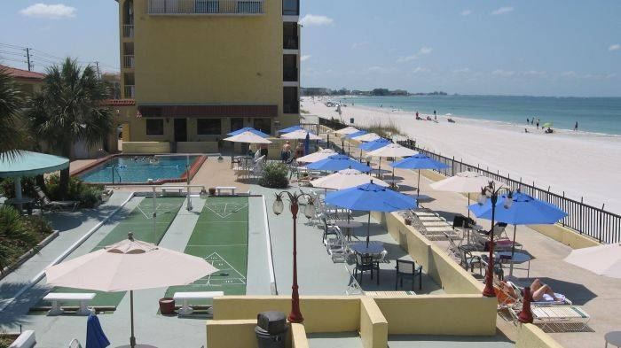 Shoreline Island Resort, Madeira Beach, Florida, Florida hotels and hostels