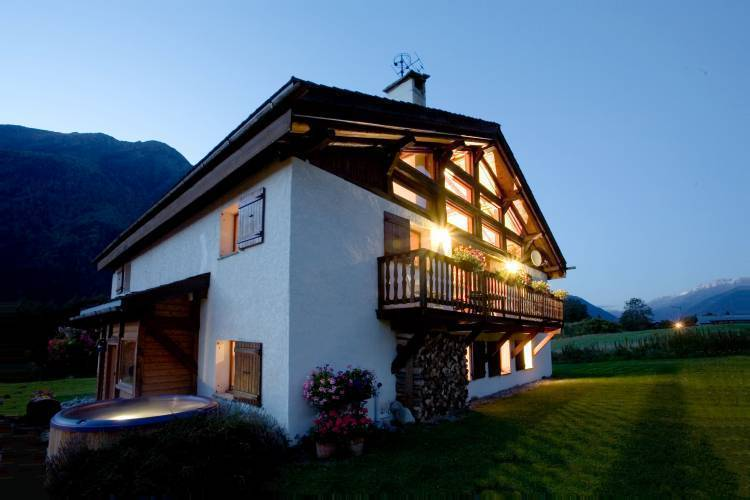 Chalet Tissieres, Chamonix-Mont-Blanc, France, France hotels and hostels