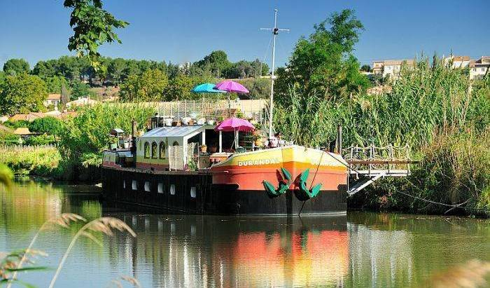 Peniche Durandal B and B Canal Du Midi - Search for free rooms and guaranteed low rates in Villeneuve-les-Beziers 15 photos
