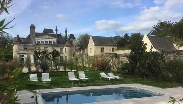 Domaine Plessis Gallu, Azay-le-Rideau, France, France hotels and hostels