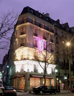 Grand Hotel Francais, Paris, France, France hotels and hostels
