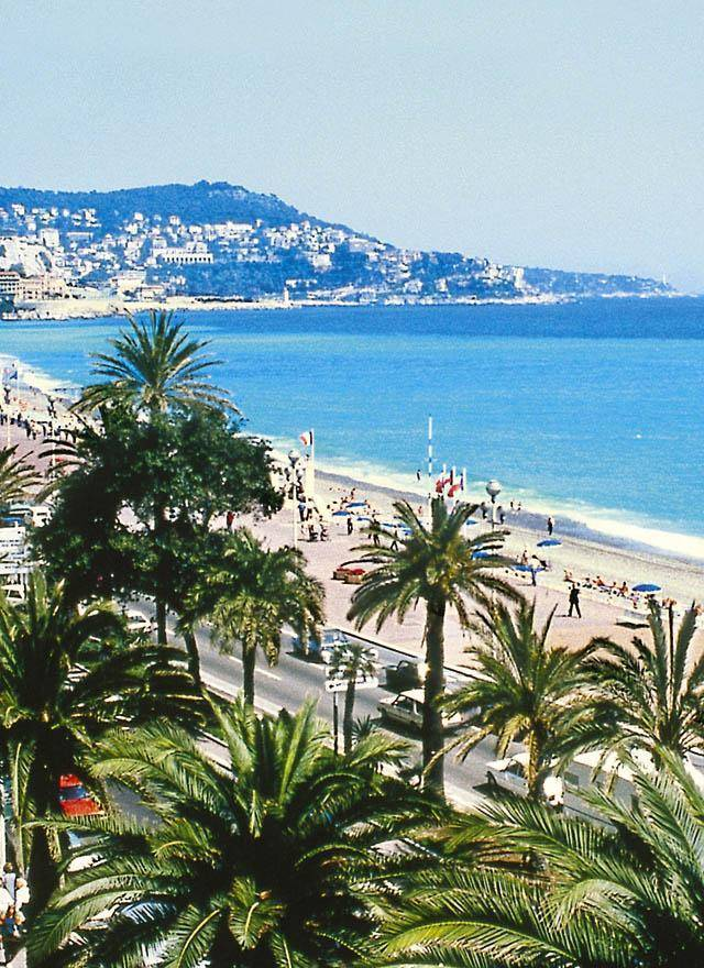 Hostel Meyerbeer Beach, Nice, France, France hotels en hostels