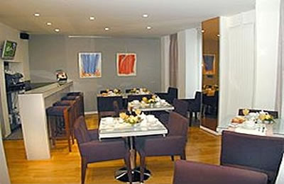 Hotel Du Parc Saint Charles, Paris, France, Casas e apartamentos rurais dentro Paris