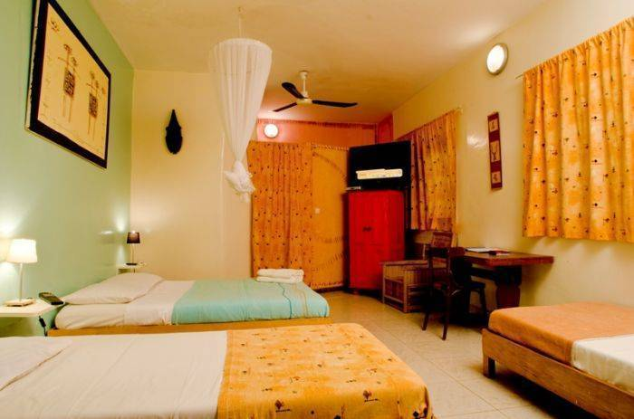 Hotel Du Phare, Dakar, France, hotels with handicap rooms and access for disabilities in Dakar
