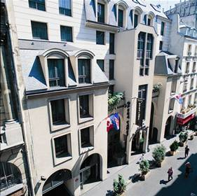 Hotel Opera Cadet, Paris, France, France hotels and hostels