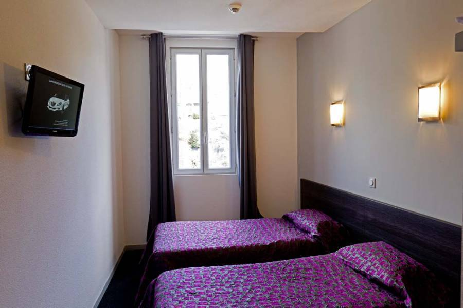 Hotel Saint-Etienne, Lourdes, France, France hotels and hostels
