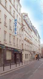 Hotel Saint Sebastien, Paris, France, choice hostel and travel destinations in Paris