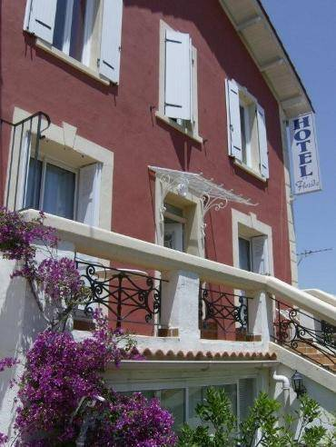 La Villa Florida Hotel, Bandol, France, France hotels and hostels