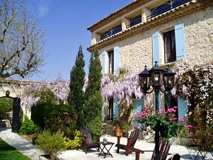 Le Mas De La Treille, Avignon, France, France hotels and hostels
