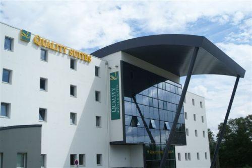 Quality Hotel Et Suites, Nantes, France, France hotels and hostels