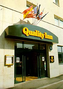 Quality Inn Nanterre, Paris, France, France hostels and hotels