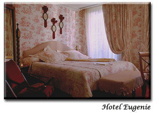Villa Eugenie, Paris, France, best hotels for visiting and vacationing in Paris