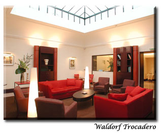 Waldorf Trocadero, Paris, France, France hotels and hostels
