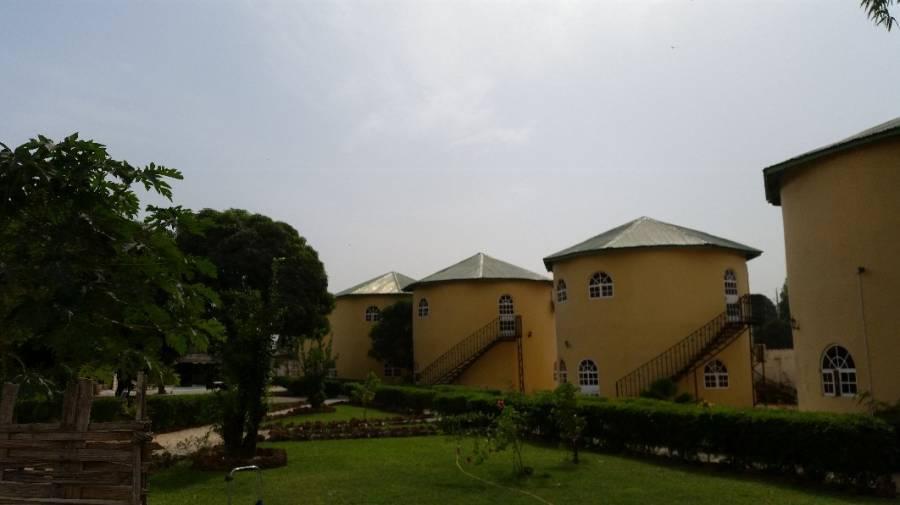 Oasis Relax Lodge, Bijilo, Gambia, Hostela u blizini stanica podzemne željeznice u Bijilo