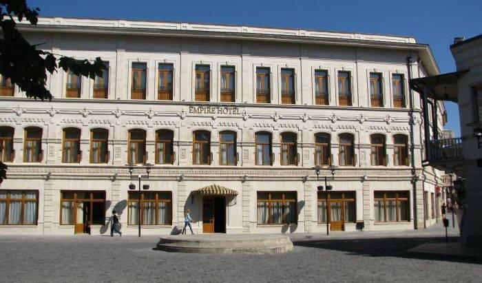 Empire Hotel - Tìm phòng miễn phí và mức giá thấp đảm bảo Kutaisi, Du lịch ba lô và backpackers hostels 7 ảnh