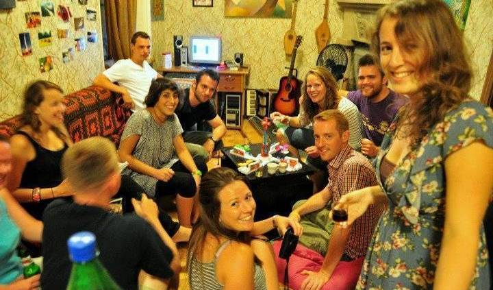 Nest Hostel Tbilisi, find adventures nearby or in faraway places, book your hotel now 13 photos