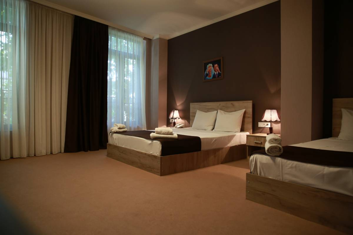 Hotel Marlyn, Tbilisi, Georgia Republic, Georgia Republic Hotels und Herbergen