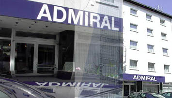Admiral, Offenbach, Germany, Germany hotels and hostels