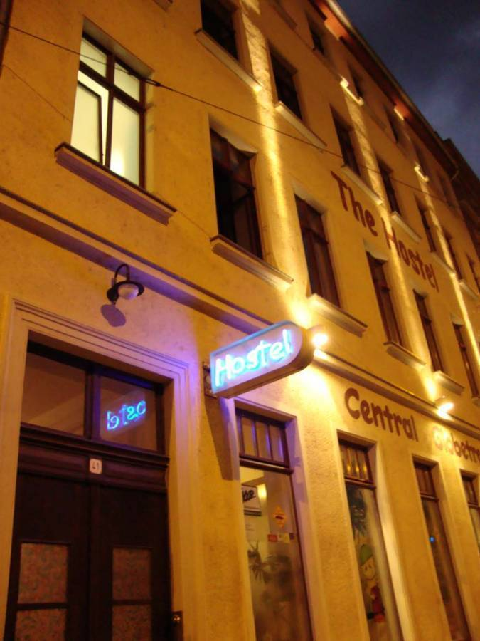 Central Globetrotter Hostel Leipzig, Leipzig, Germany, hotels with kitchens and microwave in Leipzig