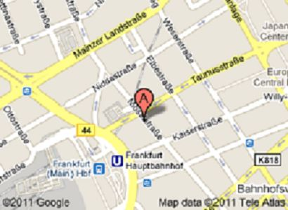 City Hotel West, Frankfurt am Main, Germany, best hotels for vacations in Frankfurt am Main