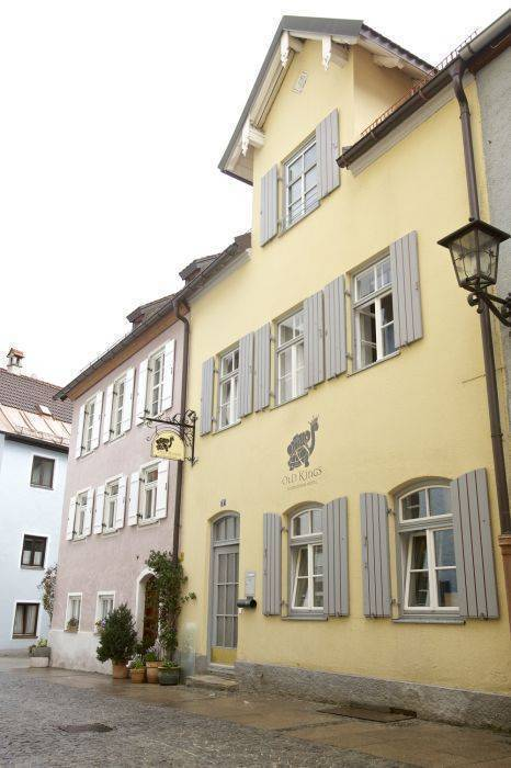 Old Kings Fuessen Design Hostel, Fussen, Germany, how to select a hotel and where to eat in Fussen