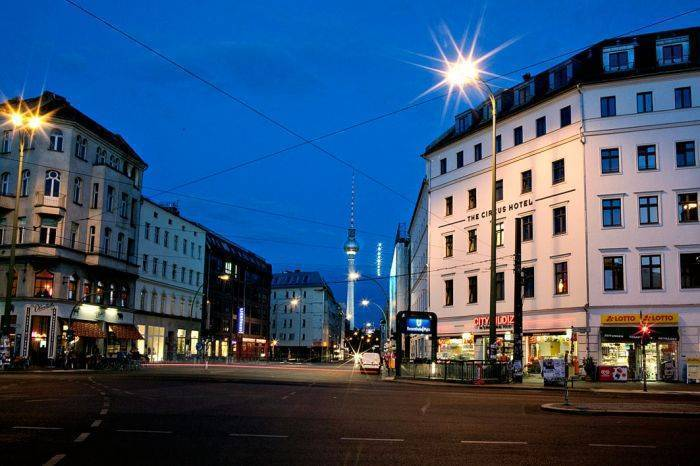 The Circus Hotel, Berlin, Germany, Germany hotels and hostels