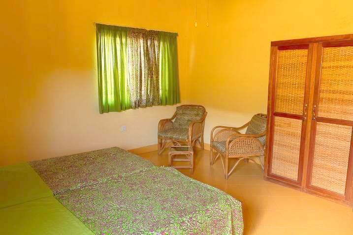 Aplaku Guesthouse, Kokrobite, Ghana, 무엇을 할 것인가? 우리와 함께 물어보고 예약하기 ...에서 Kokrobite