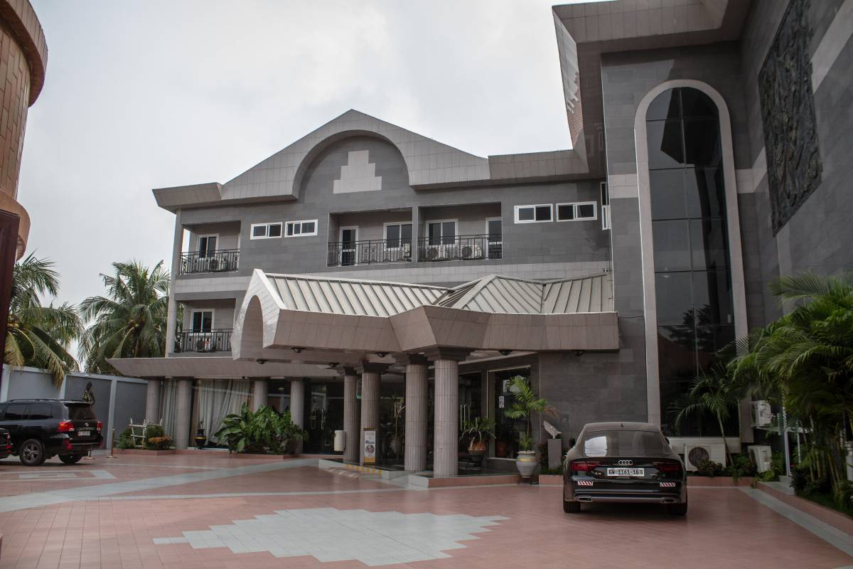 Mj Grand Hotel, Accra, Ghana, hotels near tours and celebrities homes in Accra