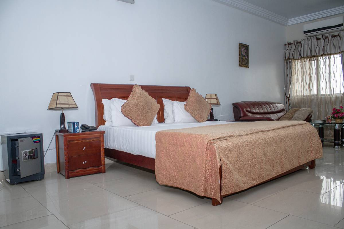 Mj Grand Hotel, Accra, Ghana, Ghana hotels and hostels